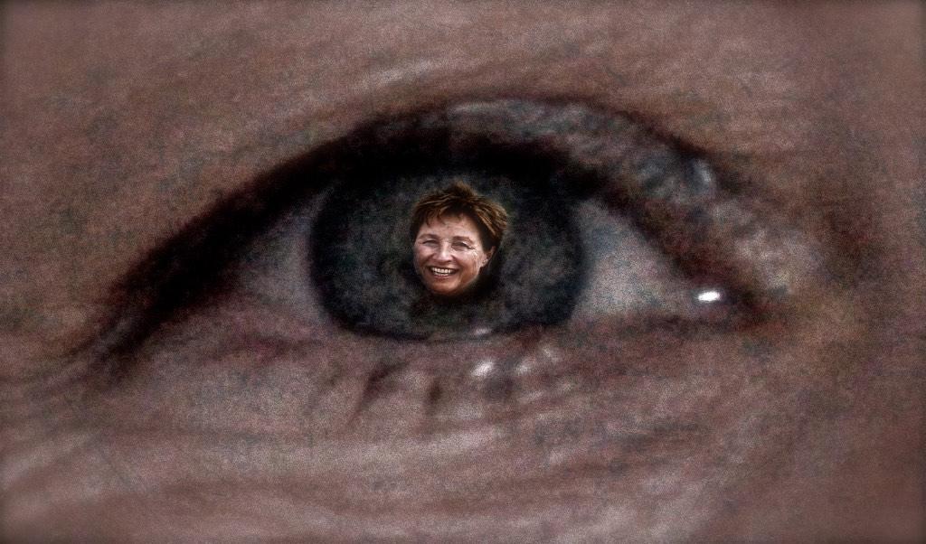 My eye love