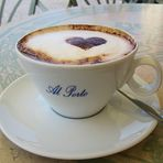 My favorite cappuccino