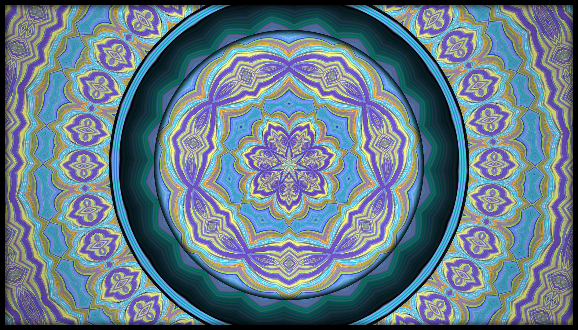 ... my graphic kaleidoscope