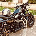 ....my Harley....(piccola divagazione).....