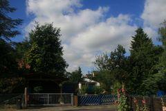 My Home-in der Siedlung
