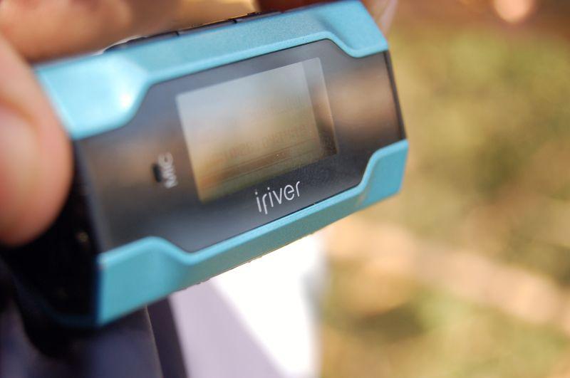My IRiver