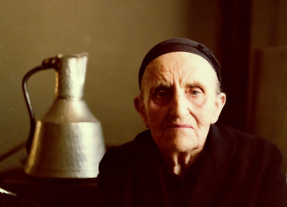 MY LATE AUNT MARIGOULA (1900-1988)