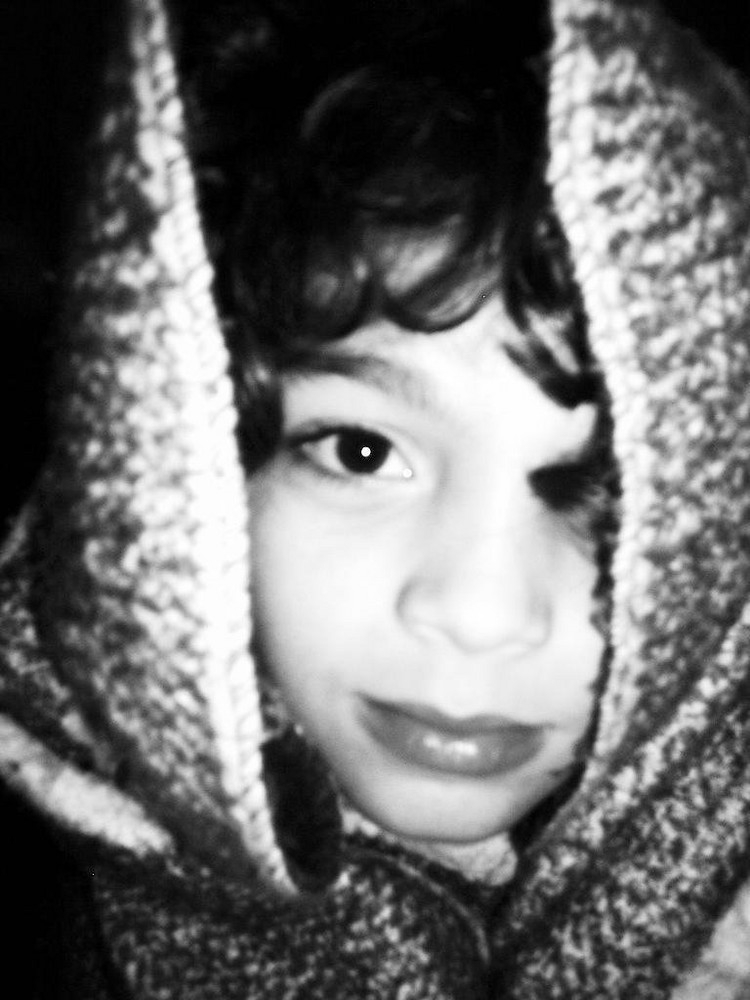 My litlle brother...
