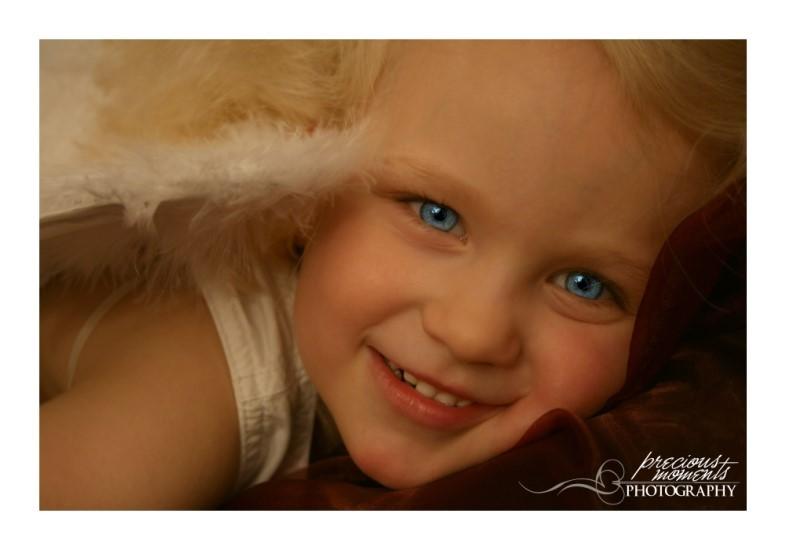 ... my little angel ...