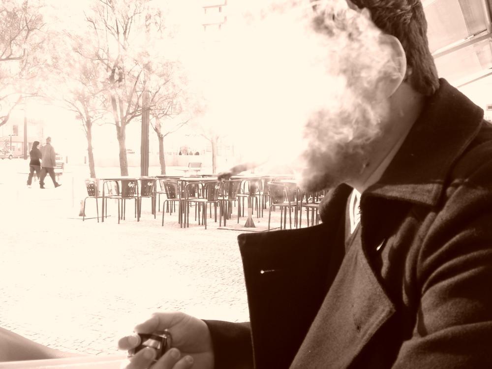 my men in smoke