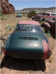 my old car . . .