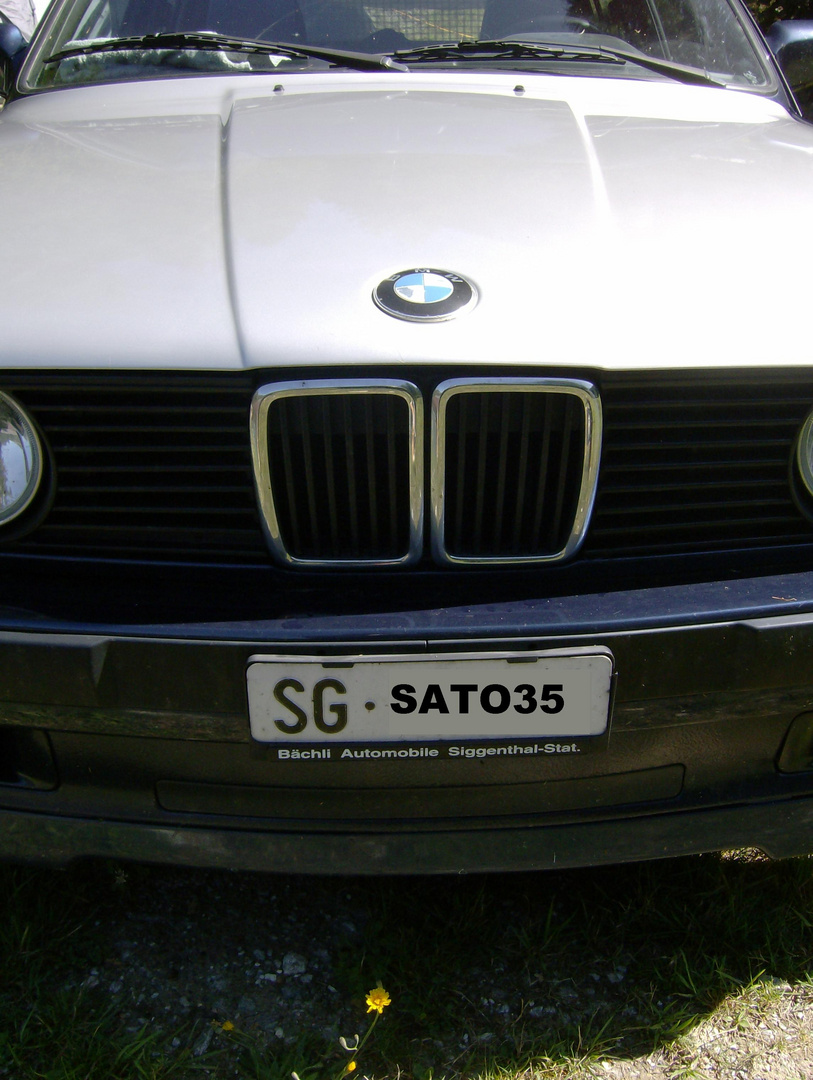 my old Carfront