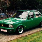 My Opel Kadett C Limo