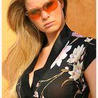 My orange sunglasses