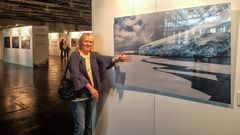 """my picture """"Lemaire Channel"""" exposed at Photokina"""