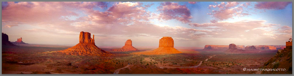my point of view - Monument Valley 1996