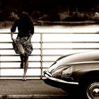 ...my private cabrio..
