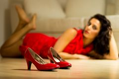 My red shoes -2