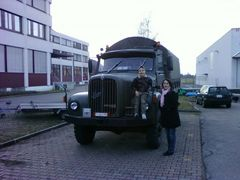 My Son - My Wife - My Saurer