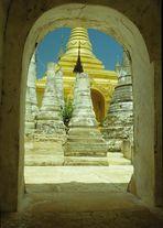 Myanmar Stupas