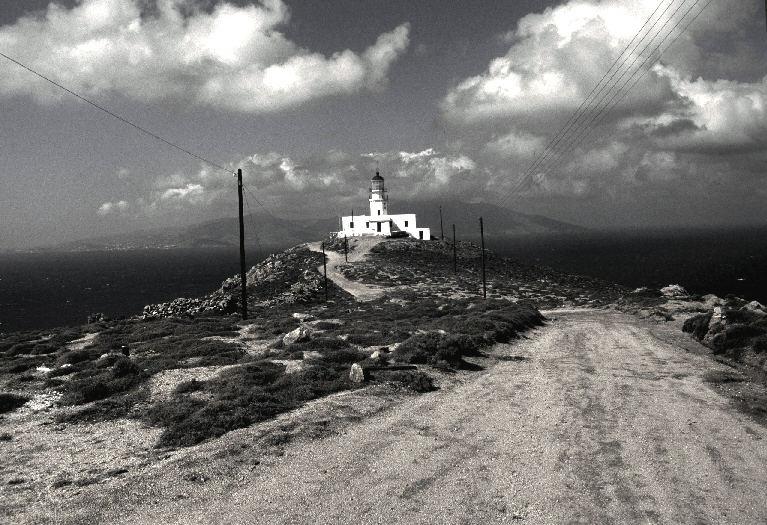 Mykonos  -  Leuchtturm