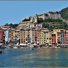 myriade de couleurs en Ligurie