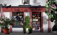 Myself hat eine Bar ...
