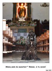 Myself in der Tarifa-Kapelle ...