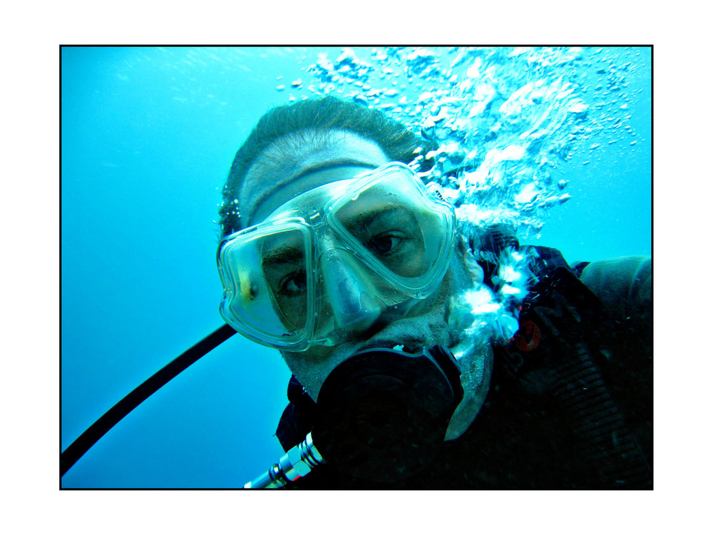 myself while diving in Fiji 2008