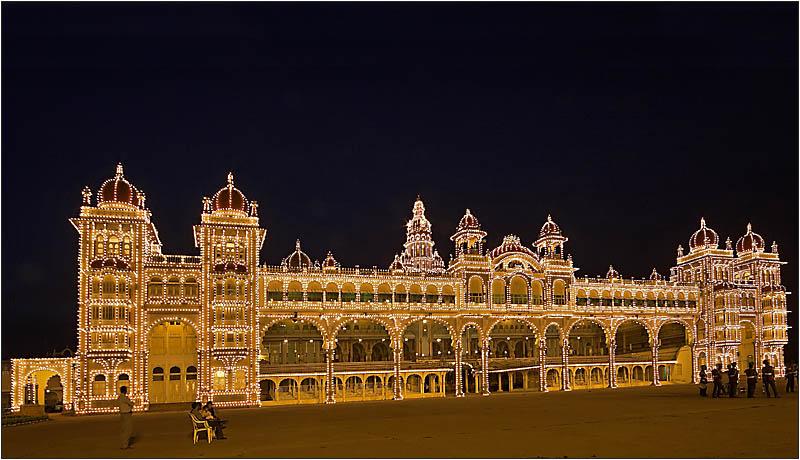 Mysore Palace (1)