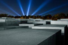 Mysteriöse Landung am Holocaust-Mahnmal