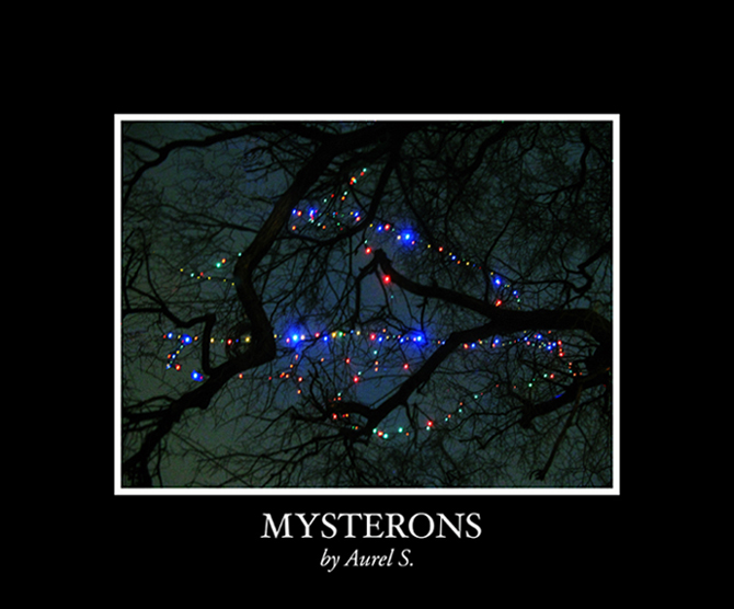 MYSTERONS