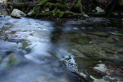 Mysthisches Gewässer in fränkischen Wäldern...
