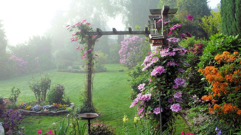 """""""Mystic Garden"""" oder auch """"Ein Tag erwacht"""""""