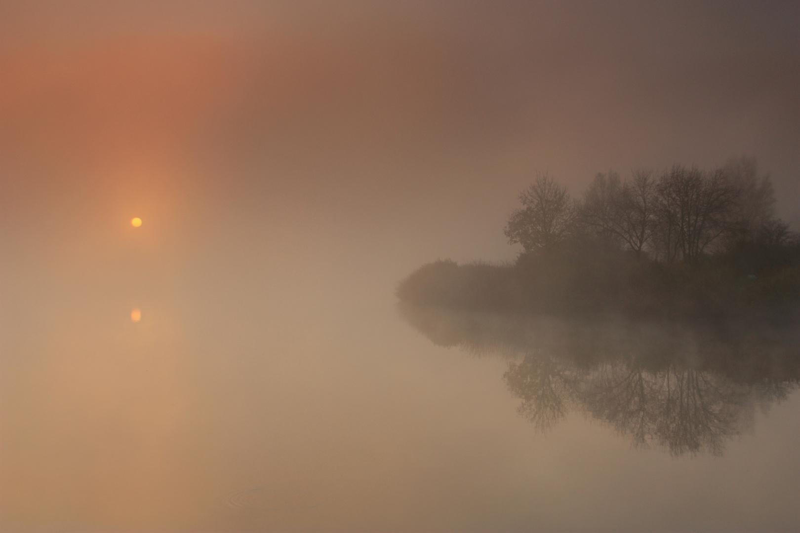 mystic morning