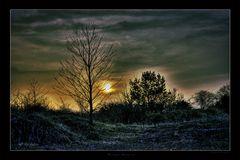 Mystic Sundown