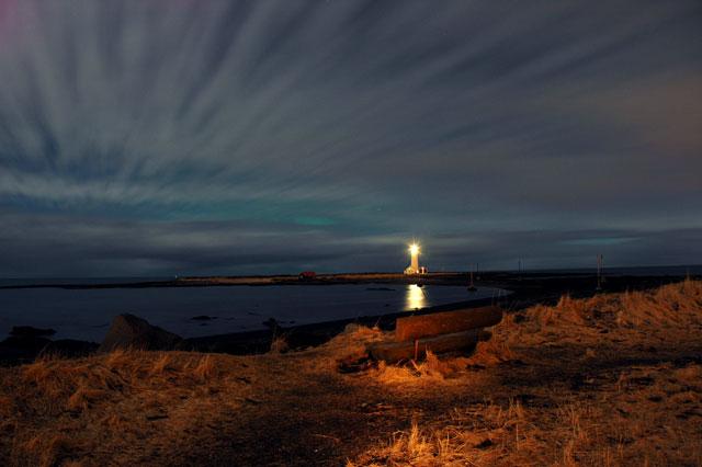 Mystical lighthouse