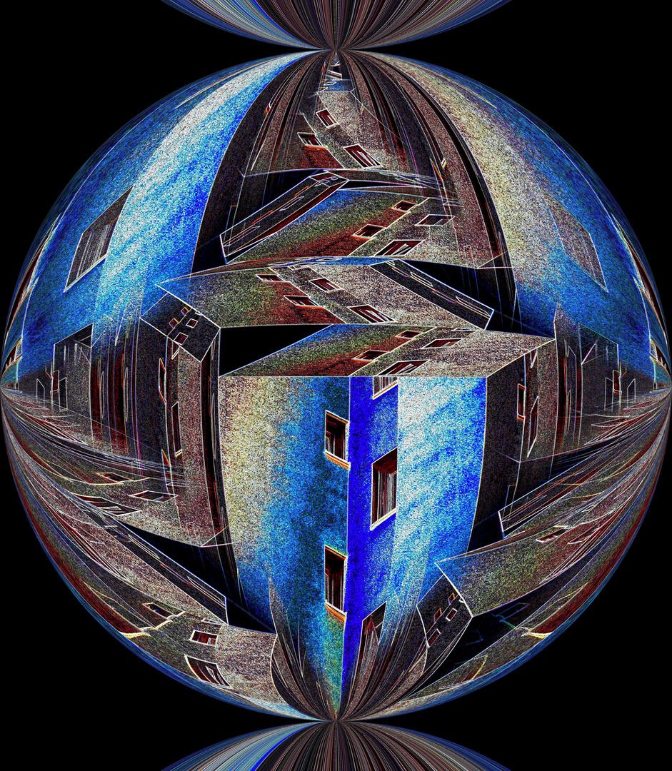 Mystical Planet