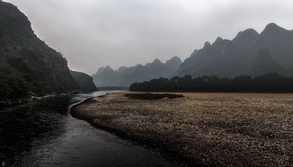 mystik river