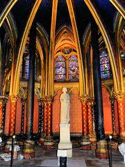 Mystique de la Sainte Chapelle