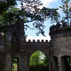 Mystische Orte -   Die Ruine