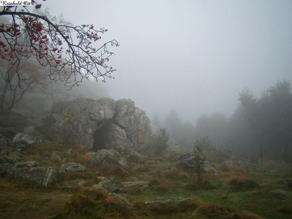 Mystischer Ort.