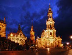 Mystisches Dresden