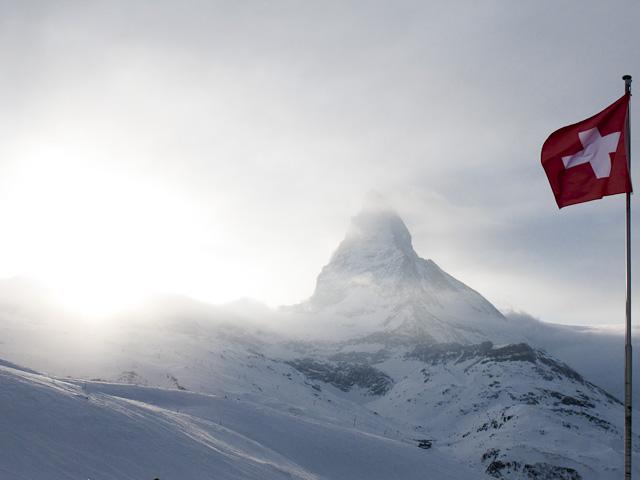 Mystisches Matterhorn