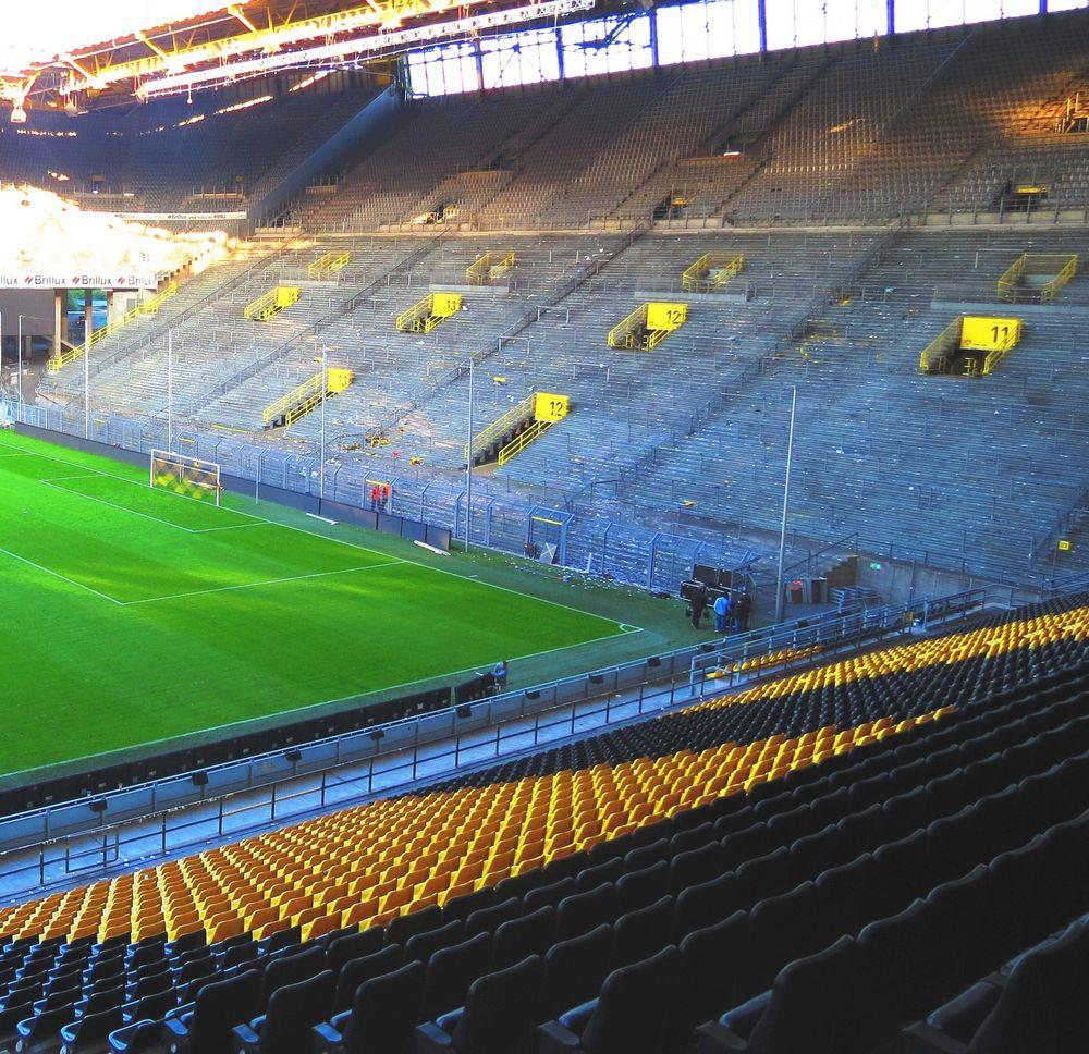 Dortmund Südtribüne