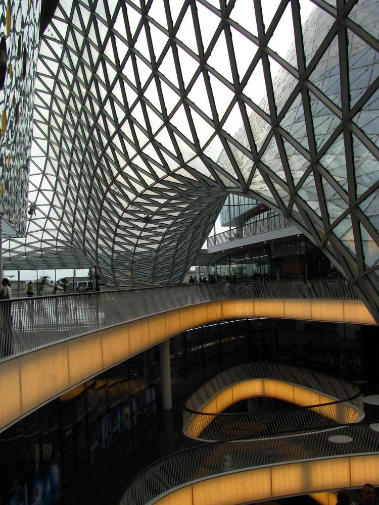 Myzeil Frankfurt Am Main Foto Bild Architektur Hessen Spezial