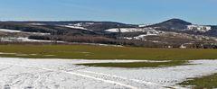 Nach 5 Wochen habe ich gestern von Böhmen kommend das Osterzgebirge erneut besucht...