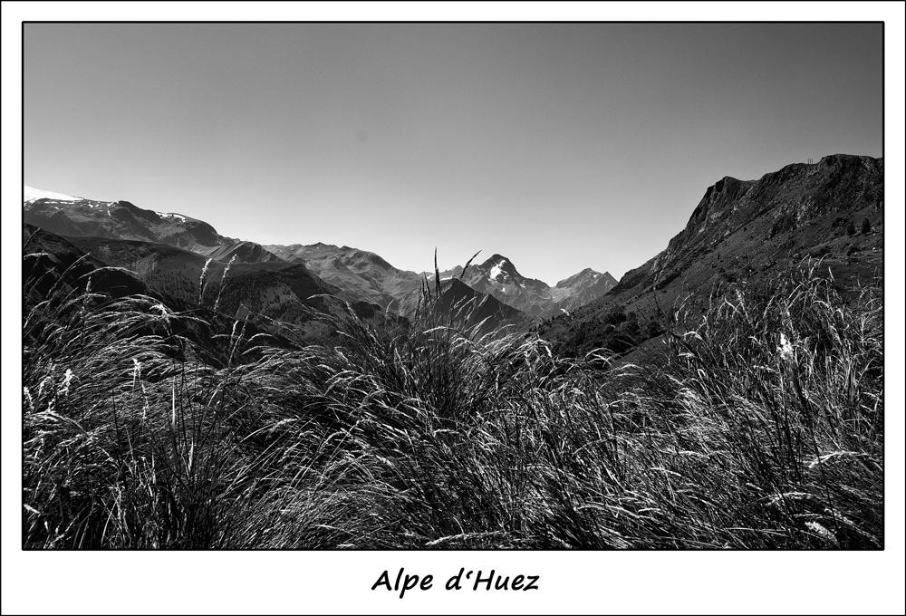 Nach Alpe d'Huez