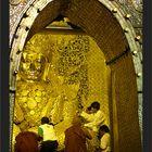 Nach buddhistischen Regeln