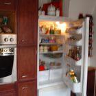 Nach dem Fest Kühlschrank lüften nicht vergessen