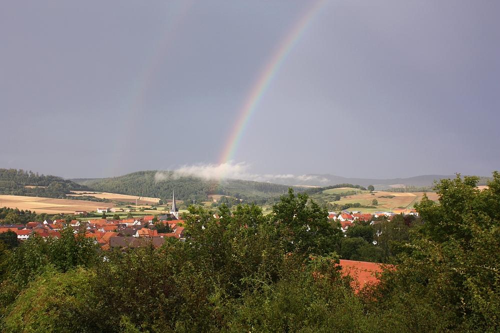 Nach dem Regen