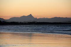 Nach dem Sonnenuntergang (Byron Bay)