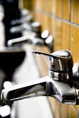 ...nach der Arbeit - Hände waschen!!!