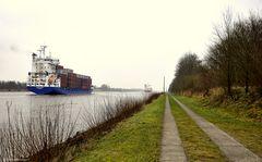 Nach Kaliningrad via NOK